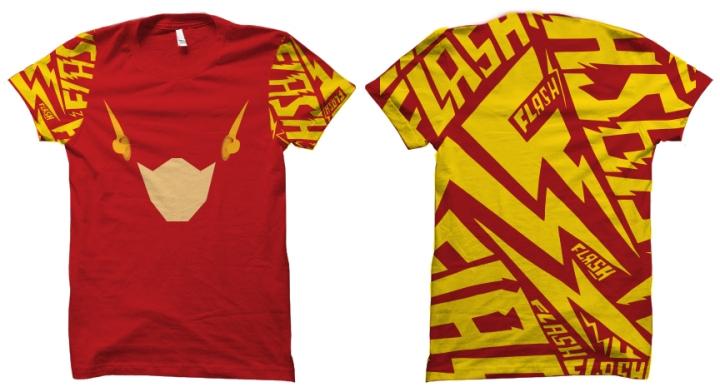 Flash_Tshirt